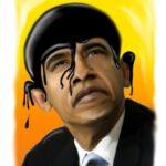 Obama, l'uomo nero.